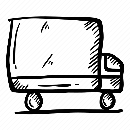 Doodle Sketch Transport Car Discount Ecommerce Shopping Black Friday Icon Download On Iconfinder