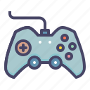 controller, gamepad, gaming, joystick, playstation, xbox icon