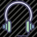 headphones, headset, hear, listen, music, songs