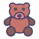 bear, cuddle, cute, kids, teddy, toy