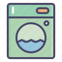 appliance, electronic, home, machine, wash, washer, washing
