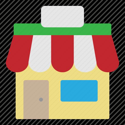 front, market, sale, shop, store icon