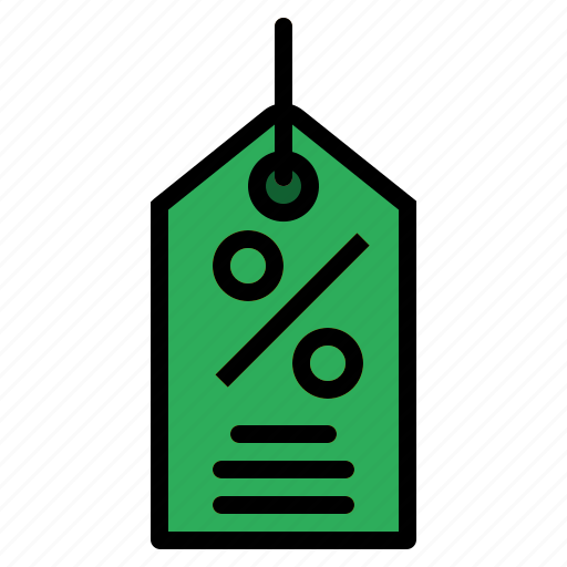 discount, offer, percentage, price, sale icon