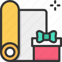 gift, gift wrap, sale, wrapping icon