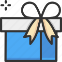 box, gift, offer, present icon