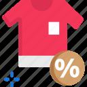 discount, fashipn, offer, t-shirt