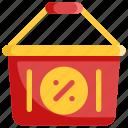 basket, black friday, discount, sale, shopping