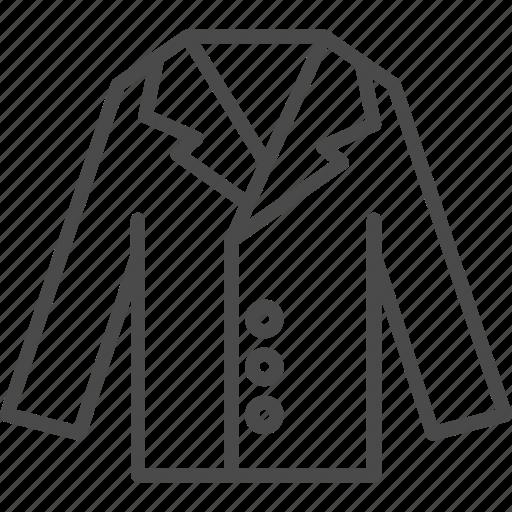 clothes, coat, costume, fashion, jacket, man, suit icon
