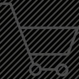 buy, cart, market, purchase, retail, shop, shopping icon