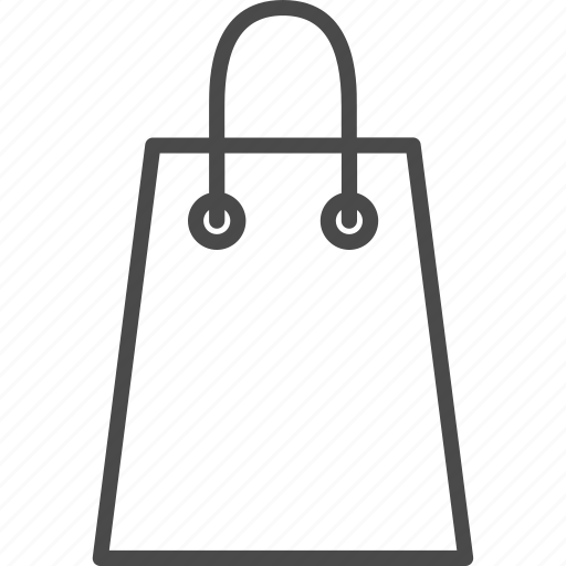 bag, pack, package, retail, shop, shopping, store icon