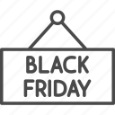 shop, shopping, sale, label, discount, retail, black friday icon