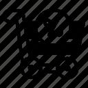 blackfriday, cyber, discount, monday, shopping icon