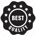 best, label, premium, quality, top icon