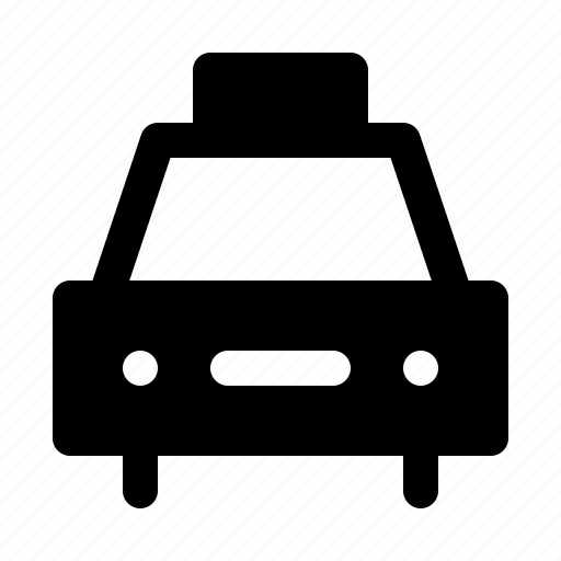 car, city, drive, taxi, vehicle icon