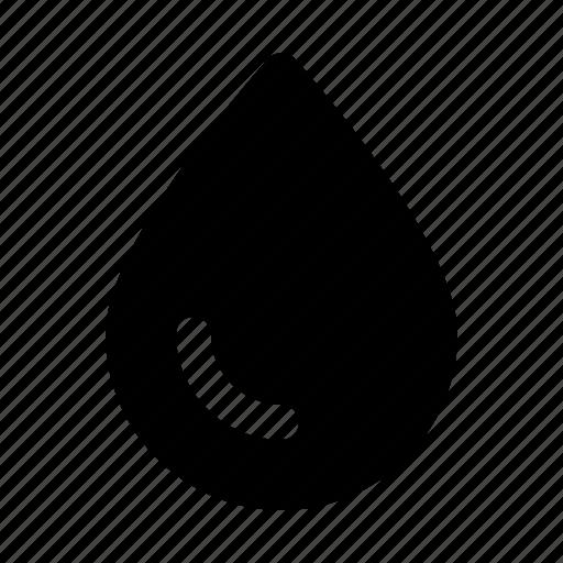 drop, print, rain, tint, water icon