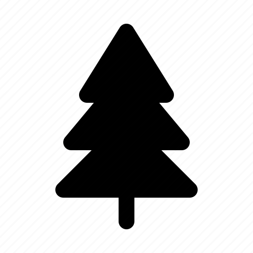 christmas, forest, nature, plant, tree icon