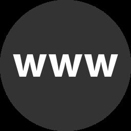 logo, media, social, www icon