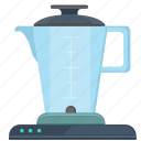 blender, kitchen, mixer, technics icon