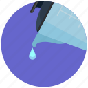 blender, coctail, drink, drop, mixer icon
