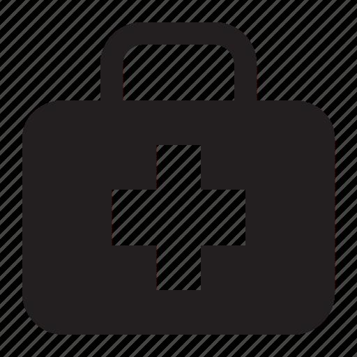 case, cross icon