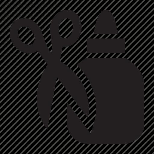 cut, paste icon