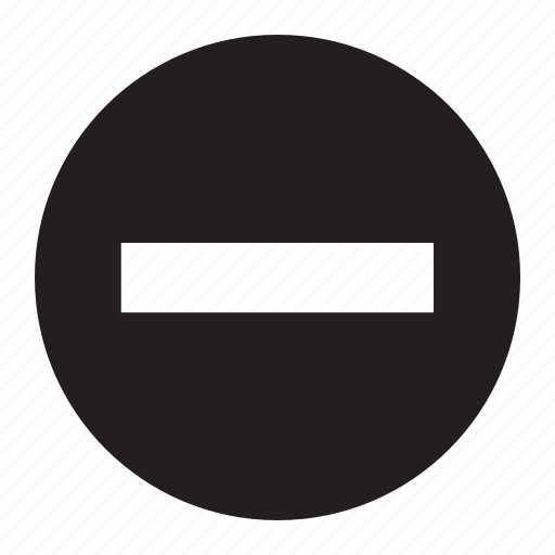 entry, no icon