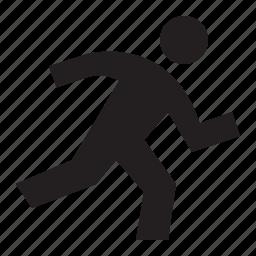 runner icon
