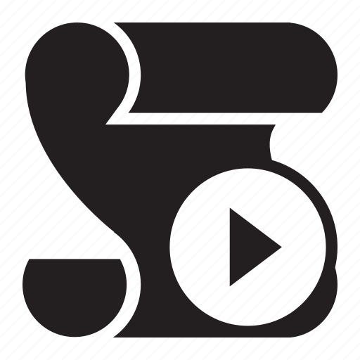 play, script icon