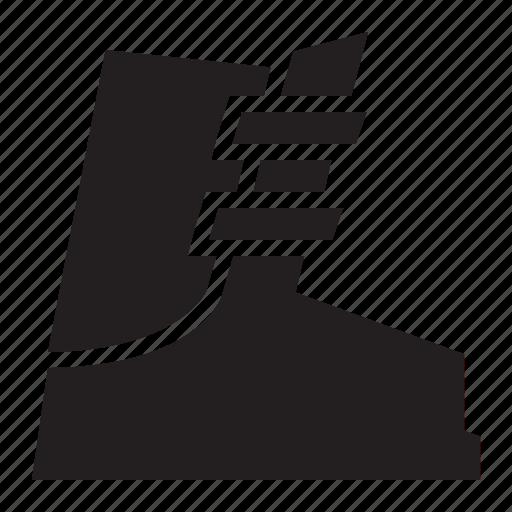 boot, ski icon