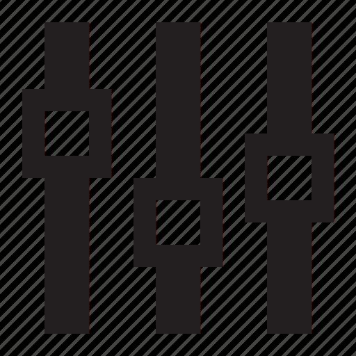 sliders icon