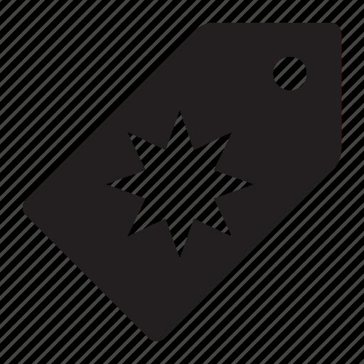 special, tag icon