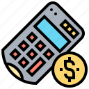 bitcoin, calculator, crypto, exchange, monetary