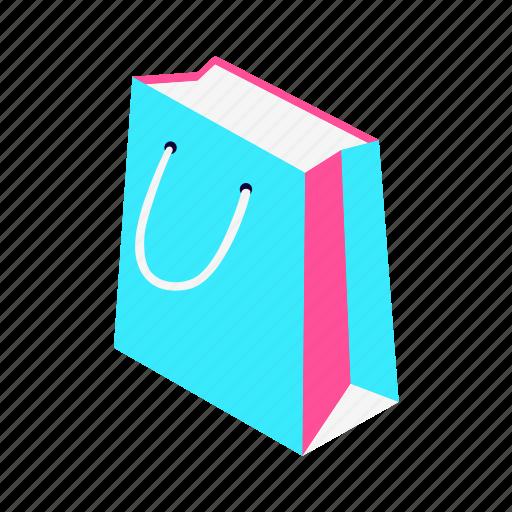 bag, buy, camping, cart, ecommerce, fashion, isometric, money, shop, shopping, travel icon