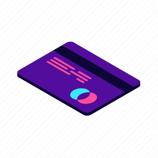 bank, banking, business, card, cash, commerce, credit, dollar, ecommerce, finance, isometric, money, payment, shopping icon