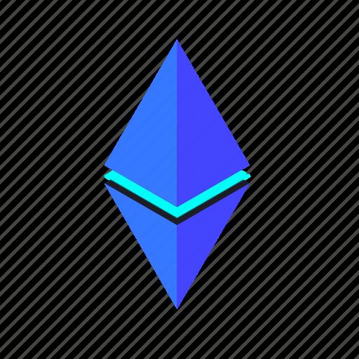 bitcoin, blockchain, btc, coin, crypto, cryptocurrency, eth, ethereum, ico, money, token icon