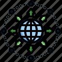 decentralization, central, bond, nucleus, comedy