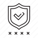 blockchain, shield, guard