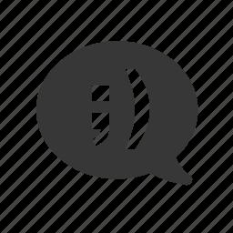 raw, simple, social media, social network, weblog, winky eye balloon icon