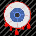 blood, eye, medicine, organ, transplant icon