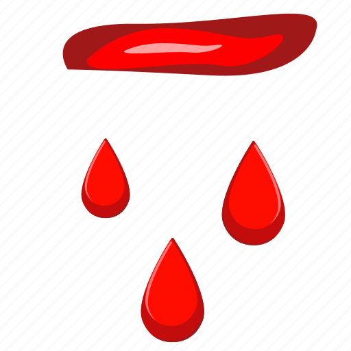 blood, drops, pain, wound icon