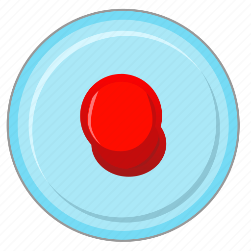 blood, medicine, process, round, test, tube icon
