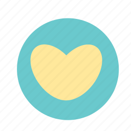 blue, engagement, heart, wedding, yellow icon