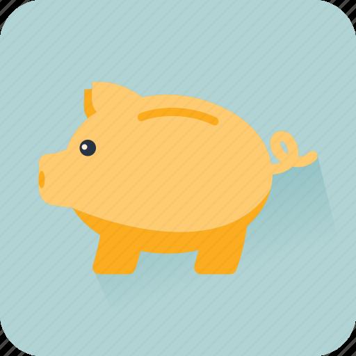 discount, money, piggy, price, sale, save, save money icon