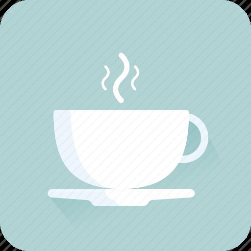 break, coffee, food, lunch, morning, pause, tea icon