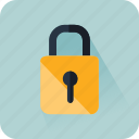 lock, locking, password, secure, secured, security icon