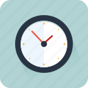 job, morning, schedule, timer, watch, work time, working icon