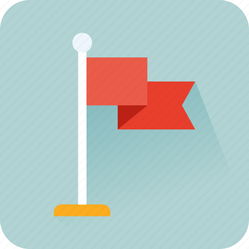 end, finish line, flag, red, start icon