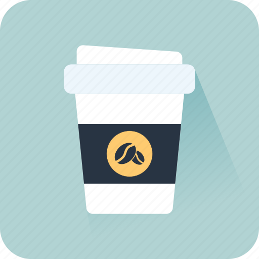 coffee, coffee shop, coffee to go, job, morning, pause, to go icon