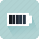 battery, battery status, electronics, full, industry, interface, low battery icon