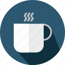 coffee, drink, food, hot, mug, tea icon